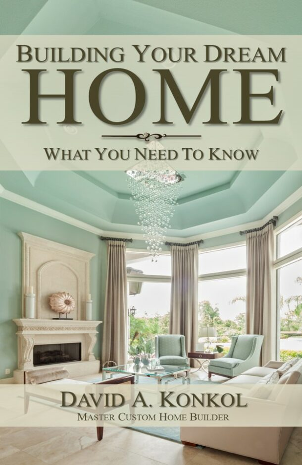 building your dream home guide cover