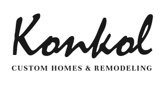 Konkol Custom Home Logo