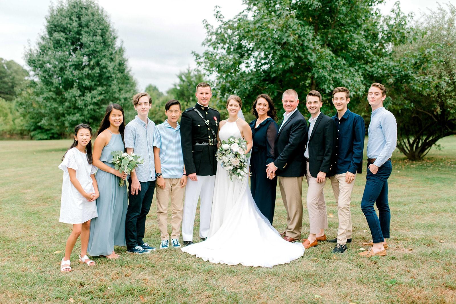 Dave Konkol Family Photo