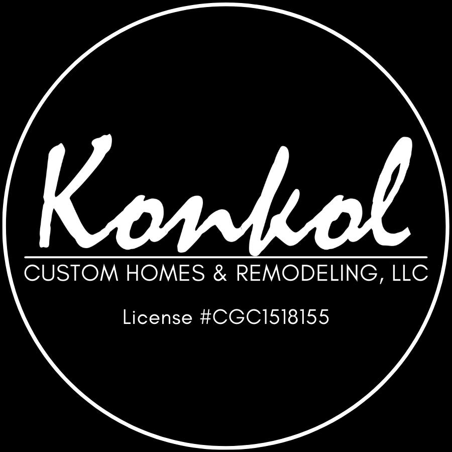Konkol Custom Home Logo